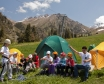 Welcome Days in Young Traveler Summer Camp